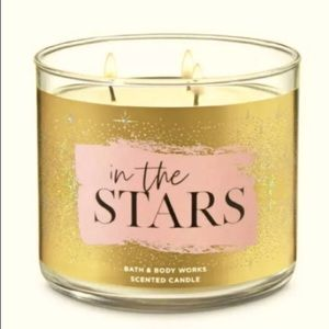Bath & Body Works In The Stars 3 Wick Candle
